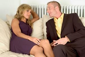 Segnali di seduzione femminili